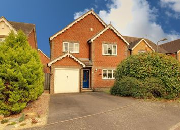 Thumbnail 4 bed detached house for sale in Price Gardens, Warfield, Bracknell