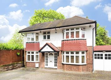 Thumbnail 5 bed detached house for sale in London Road, Stanmore