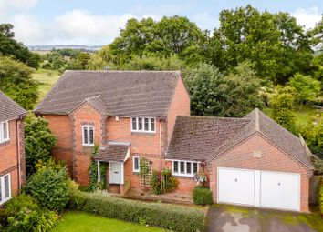 Thumbnail 4 bed detached house for sale in Leys Close, Northend, Warwickshire