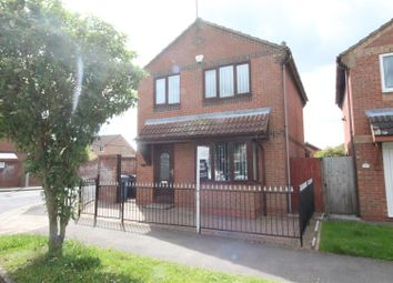 Thumbnail 3 bed detached house for sale in Kingsbury Way, Kingswood, Hull