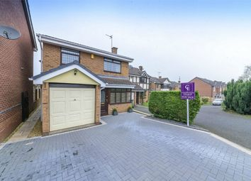 Thumbnail 3 bedroom detached house for sale in Redwing Close, Apley, Telford, Shropshire