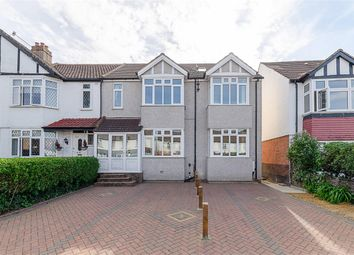 Thumbnail 3 bed end terrace house for sale in Malden Road, Cheam, Surrey