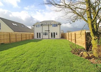 Thumbnail 3 bed detached house for sale in Stibb Cross, Torrington