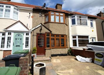 Thumbnail 3 bed terraced house for sale in River Avenue, Hoddesdon