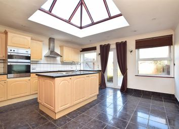 Thumbnail 3 bed semi-detached house for sale in Albany Park Road, Leatherhead, Surrey