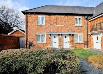Thumbnail 1 bed end terrace house for sale in Fragorum Fields, Fareham