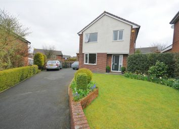 Thumbnail 3 bed detached house for sale in Elm Close, Rishton, Blackburn