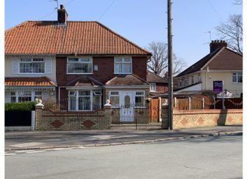 Thumbnail 3 bed semi-detached house for sale in Sedgemoor Road, Liverpool