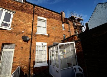 4 bed end terrace house for sale in West Sandgate Terrace, Scarborough YO11