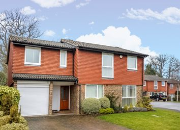 Thumbnail 5 bed detached house to rent in Cavendish Meads, Ascot