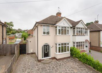 Thumbnail 3 bed semi-detached house for sale in Belswains Lane, Hemel Hempstead