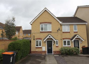 Thumbnail 2 bed semi-detached house for sale in Ridgely Drive, Leighton Buzzard