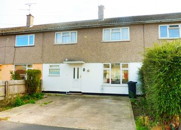 Thumbnail 3 bed terraced house for sale in Tavistock Road, Swindon