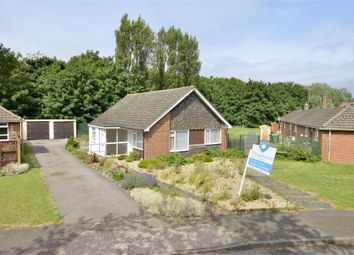 Thumbnail 3 bedroom detached bungalow for sale in Rockingham Road, Corby, Northamptonshire