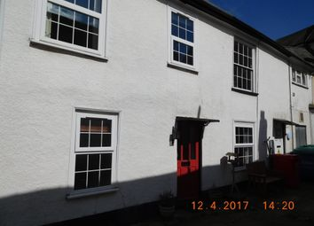 Thumbnail 2 bed terraced house to rent in Central Place, Honiton