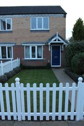 Thumbnail 2 bed semi-detached house for sale in Castle Court, Stone