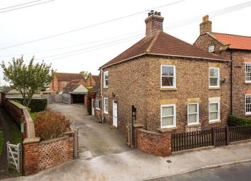 Thumbnail 4 bedroom detached house for sale in Kelfield Road, Riccall, York
