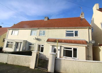 Thumbnail 3 bed semi-detached house for sale in Riverside Avenue, Neyland, Milford Haven, Pembrokeshire.