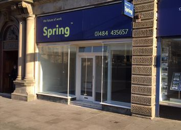 Thumbnail Retail premises to let in 46 John William Street, Huddersfield