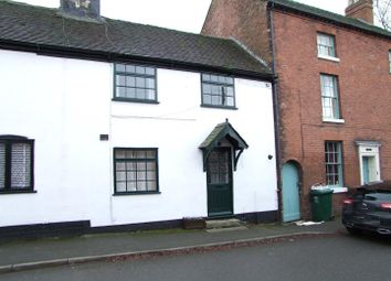 Thumbnail 2 bed terraced house for sale in Brook End, Repton, Derby