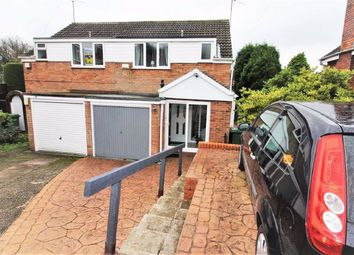 Thumbnail 3 bed semi-detached house for sale in Kingham Close, Gornal Wood, Dudley