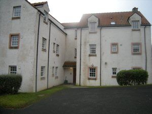 Thumbnail 2 bed flat to rent in St. Serfs Place, West Quality Street, Dysart, Kirkcaldy