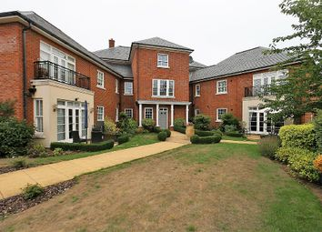 Thumbnail 2 bed flat for sale in 124, Beacon Avenue, Kings Hill, West Malling, Kent