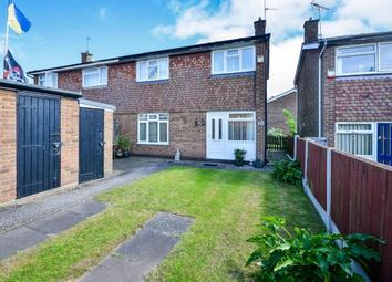 Thumbnail 3 bedroom semi-detached house for sale in Farnsfield Court, Mansfield, Nottinghamshire