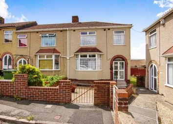Thumbnail 3 bed end terrace house for sale in Hawthorne Avenue, Hanham, Bristol, South Gloucestershire