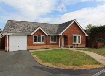 Thumbnail 3 bed detached bungalow for sale in 57 Long Croft, Weston Rhyn, Oswestry