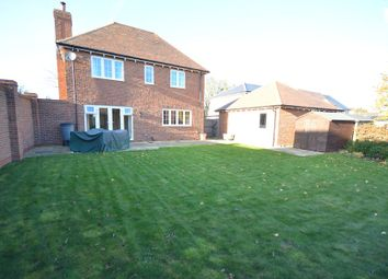 Thumbnail 4 bed detached house to rent in Cleresden Rise, Cliddesden, Basingstoke