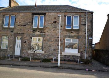 Thumbnail 2 bed flat for sale in Miller Street, Kirkcaldy