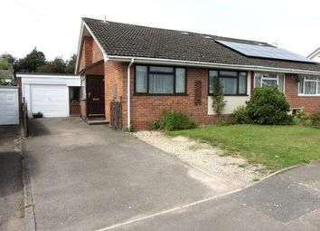 Thumbnail 3 bed semi-detached bungalow for sale in Lancaster Drive, Lydney