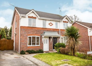 Thumbnail 2 bed semi-detached house for sale in Redstone Drive, Winsford