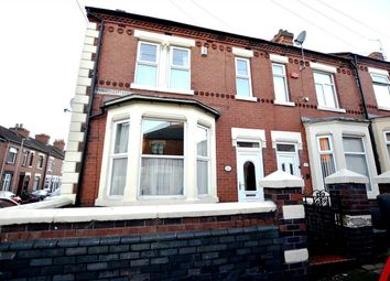 Thumbnail 4 bed town house for sale in Hammersley Street, Birches Head, Stoke On Trent