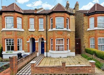 Thumbnail 3 bed flat for sale in Hamilton Road, London