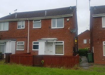 Thumbnail 1 bed detached house to rent in Marholm Close, Pendeford, Wolverhampton
