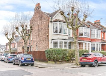 Priory Avenue, London N8. 3 bed flat for sale