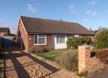 Thumbnail 3 bed bungalow for sale in Courtlands Drive, Biggleswade, Bedfordshire