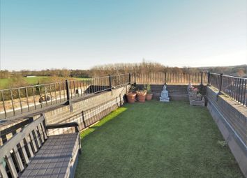 Thumbnail 3 bedroom flat for sale in Penthouse Apartment, Greet Lily Mill, Station Road, Southwell