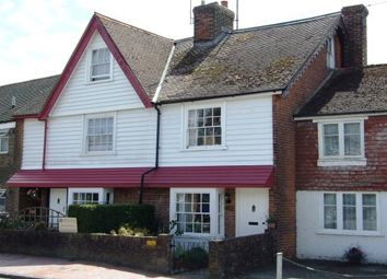 Thumbnail 3 bed cottage to rent in High Street, Burwash, Etchingham