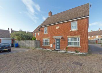 4 bed detached house for sale in Bergamot Close, Sittingbourne ME10
