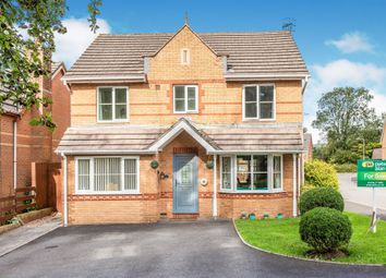 Thumbnail 4 bed detached house for sale in Cwrt Yr Eos, Margam, Port Talbot