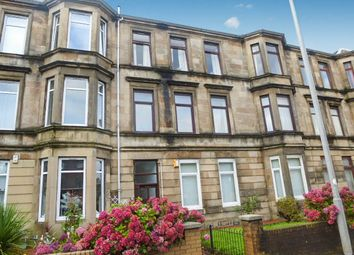 Thumbnail 3 bed flat for sale in Greenock Road, Paisley