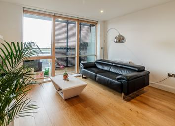 Thumbnail 1 bed flat to rent in Barry Blandford Way, London