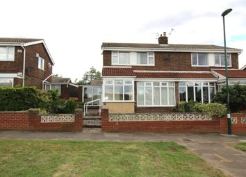 Thumbnail 3 bed semi-detached house for sale in Hereford Way, Fellgate, Jarrow
