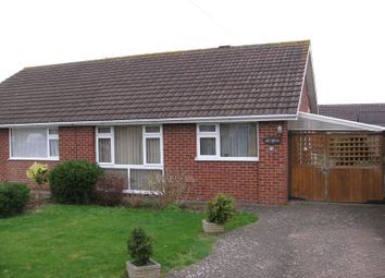 Thumbnail 2 bed bungalow for sale in Sandycroft Road, Churchdown, Gloucester