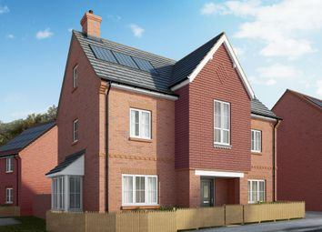 """Thumbnail 4 bed detached house for sale in """"The Heathfield"""" at Winchester Road, Fair Oak, Eastleigh"""