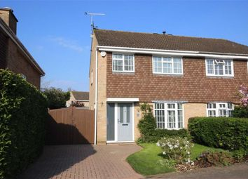 Thumbnail 3 bed semi-detached house for sale in Alzey Gardens, Harpenden, Hertfordshire
