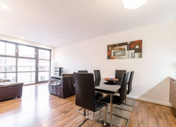 Thumbnail 2 bed flat for sale in Carmine Wharf, Canary Wharf
